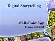 Elem. Digital Storytelling