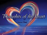 Inspirational and Motivational Quotes - Thoughts of the Heart - Vol. 2