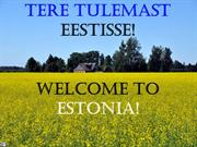 Estonia Presentation with sound