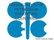 OPEC presentantion GB