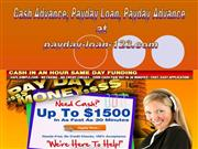 Cash Advance, Payday Loan, Payday Advance