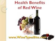 Proven Health Benefits of Red Wine