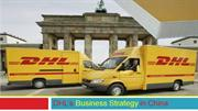 Dhl's business strategy in china