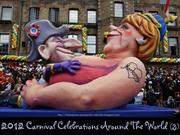 2012 Carnival Celebrations Around The World (part3)