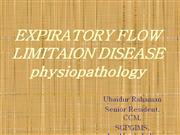 Expiratory Flow Limitation diseases