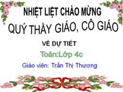 Bi 36 Tip theo: Quy ng mu s nhiu phn s
