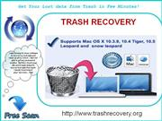Trash Recovery: Best way to Retrive lost data!