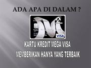 KARTU KREDIT MEGA VISA