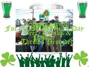 2012 Paddy Day Prez