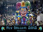 New Orleans Mardi Gras celebrations 2012 (2)