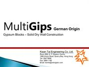 MultiGips Gypsum Block PPT_20120215