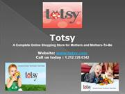 Totsy Customer Service-PPT