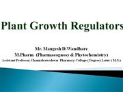 Plant Growth Regulators new 1