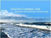 Hotel Graciano Cottages Goa developed by Panoramic Universal Ltd