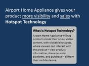 Airport Appliance_Vendors