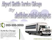 Airport Shuttle Service Chicago