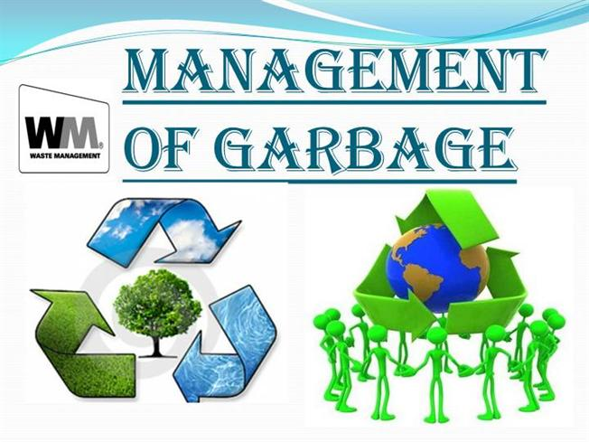MANAGEMENT of GARBAGE authorSTREAM – Waste Management Ppt