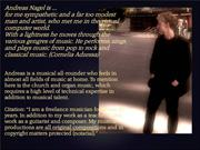 ANDREAS NAGELS  - PROJECT PROMISE - PICTURE & VIDEO GALLERY - ENGLISH