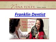 Franklin Dentist