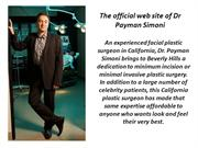 California Plastic Surgeon