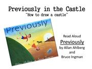 Previously in the Castle - How to draw castles