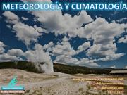 CLIMATOLOGA Y METEOROLOGA - ROLANDO AGRAMONTE