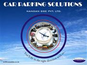 Nandan GSE Car Parking Solutions