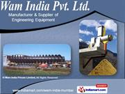 Wam India Private Limited Maharashtra Maharashtra  INDIA