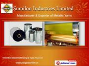 Sumilon Industries Limited Gujarat India