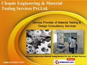 Chopde Engineering Material Testing Services Maharashtra INDIA
