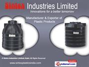 Sintex Industries Limited Gujarat India