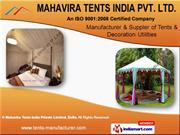 Mahavira Tents Private Limited Uttar Pradesh India