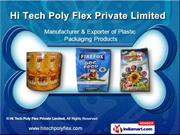 Hi Tech Poly Flex Private Limited Uttar Pradesh  INDIA