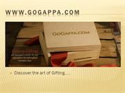 Send Diwali Gifts, Diwali Sweets, Diwali Hampers just at GoGappa