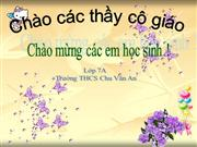 Tit 4, 5 Gi tr tuyt i ca s hu t, cng tr, nhn chia s h