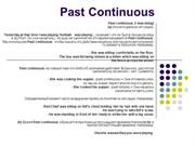 Past Continuous vs Past Perfect