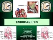 Endocarditis by siva