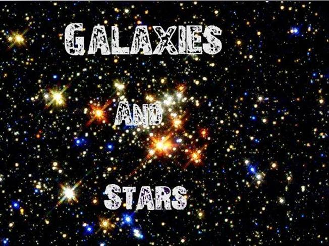 names of stars and galaxies powerpoint - photo #1