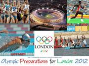Olympic Preparations for London 2012