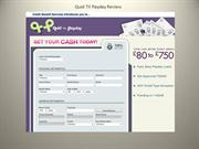 Payday Loans - Quid Til Payday Review