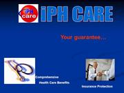 iDEAL PRO HEALTH CARE MANAGEMENT INC.