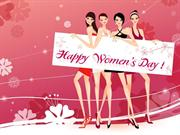 Happy Women's Day 2012