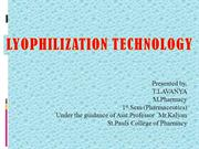 lyophilization ppt