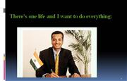 NAVEEN JINDAL LEADERSHIP-MY ROLE MODEL
