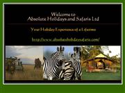 Kenya Budget Safari Holidays and Tours, Tanzania Budget Camping Safari