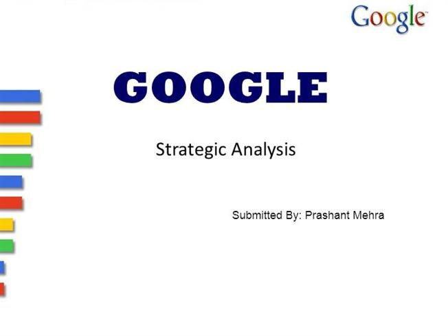 Ppt On Google Authorstream