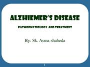 alzhiemer's  disease in brief