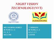 NIGHT VISION TECHNOLOGY(NVT)