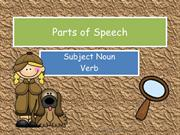 Parts of Speech SN V Preview