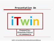 iTwin Presentation